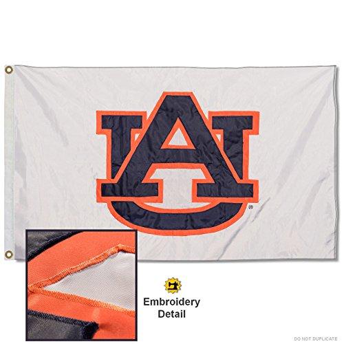 - Auburn University Embroidered and Stitched Nylon Flag