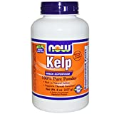 Kelp Powder Norwegian Now Foods 8 oz Powder
