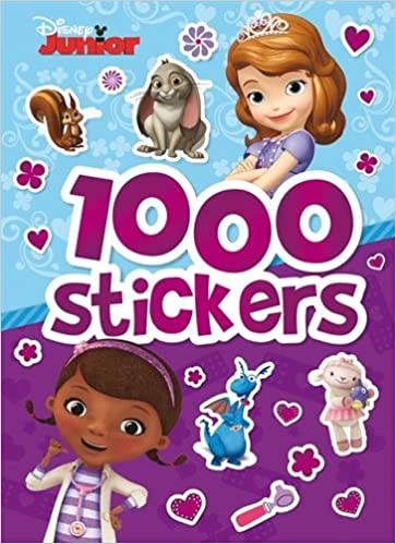 PDF gratuit ebook 1000 stickers Disney Junior 2013304358 PDF PDB CHM