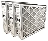 Sterling Seal P5MV11-20X25X5XCS P5-MV11 20x25x5 Purolator High End Filter, Replacement for Trion Air Bear (Pack of 3)