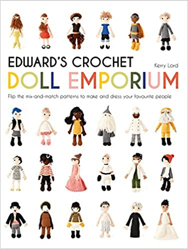 Edward's Crochet Doll Emporium: Flip the mix-and-match
