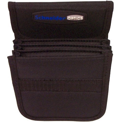 Schneider 4x4'' Five Slot Filter Pouch for 4 Filters