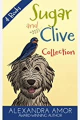 Sugar and Clive Animal Adventure Box Set: Four Super Fun Novels for Middle Grade Readers Paperback
