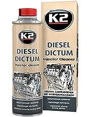 K2 Diesel injectorreiniger, injectorreiniger, dieselsysteemreiniger, dieselinjectorreiniger, 500 ml