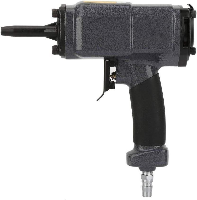 Leinggg Arma del Clavo Set - NP-50 clavadora Tire Pistola de Clavos neumática Extractor Extractor Stubbs uñas Pistolas Potencia Aire Arma de la Grapadora