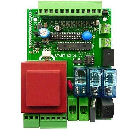 Universal de control de activación platina para puerta corredera o ...