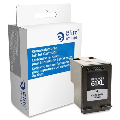 ELI Compatible Ink-Jet Replaces HP CH563WN (61XL), Black - Elite Image 75803