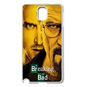 Unique Design -ZE-MIN PHONE CASE For Samsung Galaxy NOTE3 Case Cover -TV Show Breaking Bad Pattern 10