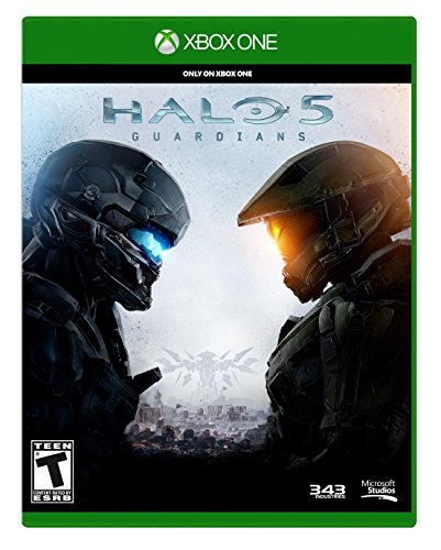 Halo 5: Guardians (Best 4 Player Local Xbox One Games)