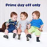 BABIBEAN Toddler Socks Anti Skid Slip Socks Grip