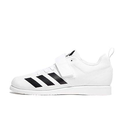 c4cb710c73aa0 Amazon.com: adidas Powerlift 4.0 Mens Weightlifting Shoes - White ...