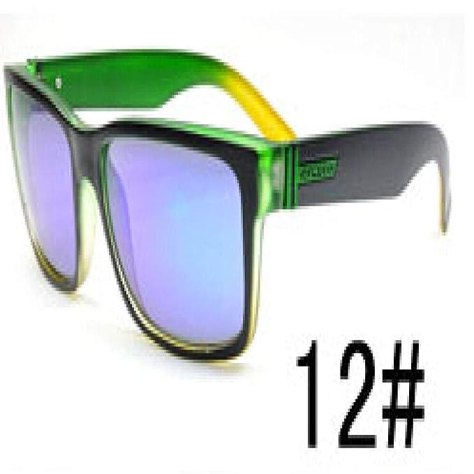 Yangjing-hl 14 Colores Von Zipper Elmore Eyewear Gafas de ...