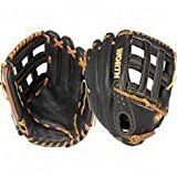 Worth Youth Prodigy Outfielders Baseball Glove P125 H-Web 12 1/2 Inch Left
