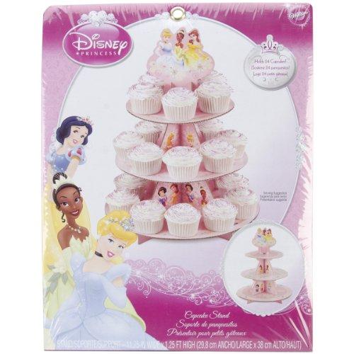 Wilton 1512-7475 Disney Princess Cupcake Stand - Disney Stand