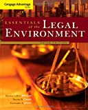 img - for Cengage Advantage Books: Essentials of the Legal Environment book / textbook / text book