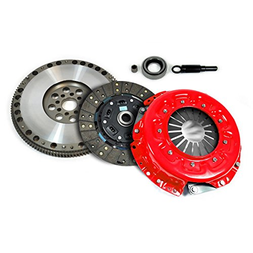 EFT STAGE 2 CLUTCH KIT + FORGED FLYWHEEL fits 90-96 NISSAN 300ZX 3.0L NON-TURBO