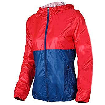 bf996b9e3504 Amazon.com  BABY-QQ Nice Spring and summer sports jacket female thin ...