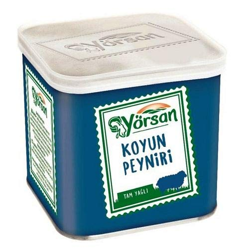 Yorsan Feta Sheep's Milk White Cheese - 1.1lb