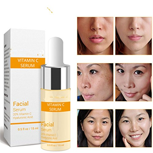 SUNNYM Vitamin C Whitening Serum Hyaluronic Acid Face Cream