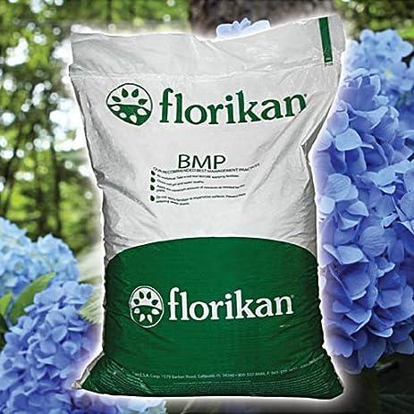 Florikan Sapphire 6 Month Time Release Aluminum Sulfate Fertilizer   50  Pounds