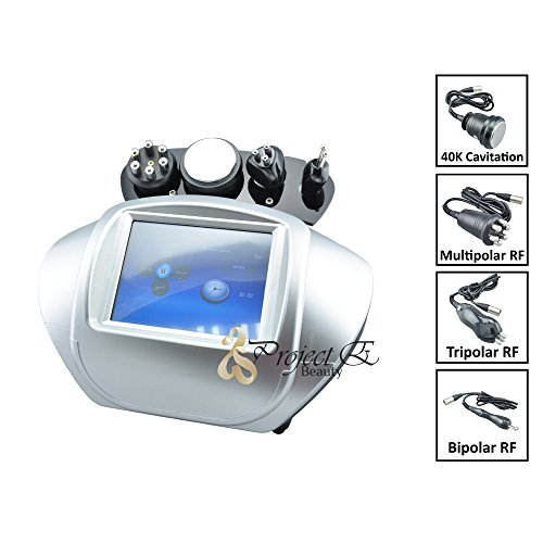 Project E Beauty Professional Eliminates Wrinkles, Scar Remover RF Cellulite Weight Loss Halth Body Removal Fat Loss Machine