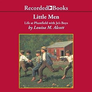 Little Men Audiobook