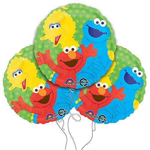 Sesame Street Elmo, Big Bird and Cookie Monster 18