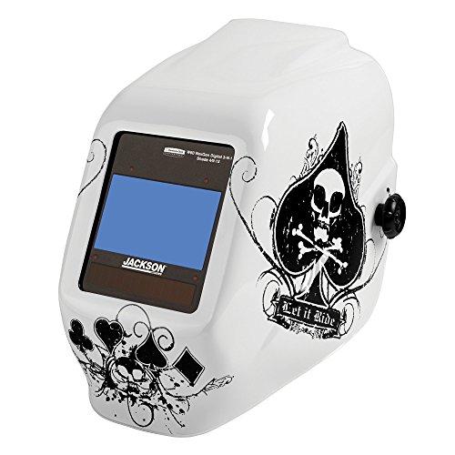 Jackson Safety TrueSight II Digital Auto Darkening Welding Helmet with Balder Technology (46164)