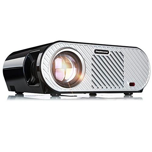 OAKLETREA Projector Resolution 1280x800 Multimedia