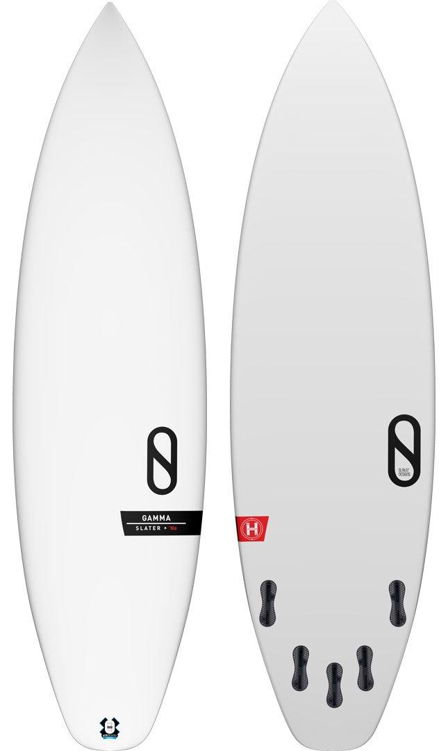 FIREWIRE Gamma HE Tabla de Surf White, unisex, 62