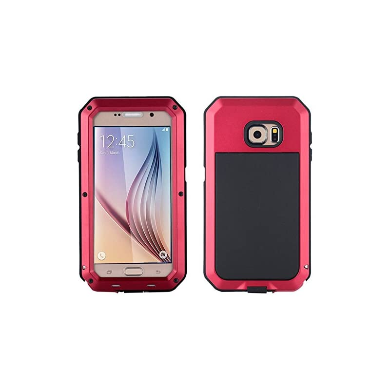 Galaxy S6 Case, Tomplus Waterproof Shock