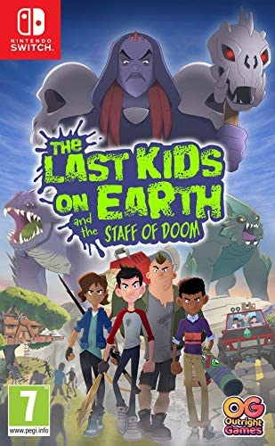 The Last Kids On Earth and The Staff - Actualités des Jeux Videos