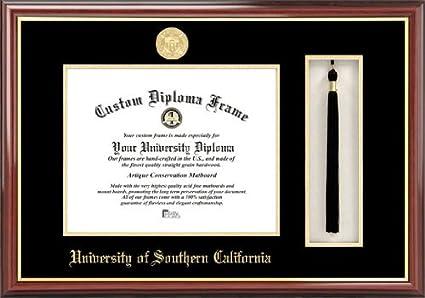 Amazon.com : University of Southern California Trojans - Gold ...