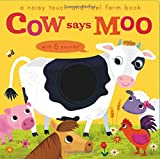 Noisy Touch and Feel: Cow Says Moo