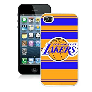 NBA Los Angeles Lakers For HTC One M7 Phone Case Cover Popular For NBA Fans By zeroCase