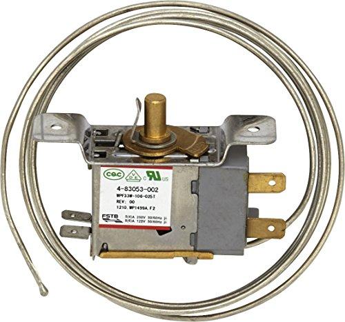 Whirlpool 4-83053-002 Temperature Contorl Thermostat Freezer