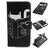 IPhone 6 Case,iphone 6S Case Leather,Creative case PU Leather Wallet Flip Case,