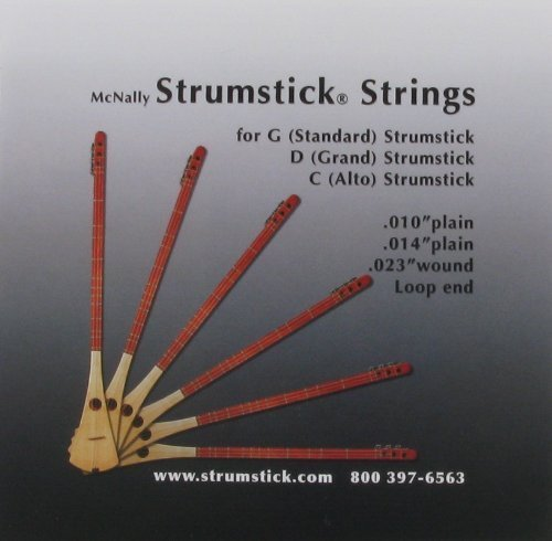 McNally Strumstick® Strings