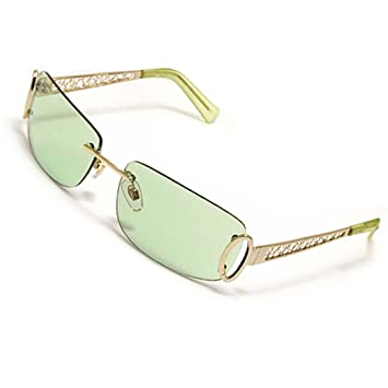 0769e970e58 Cool Rimless Eyewear Glasses with Metal Arms Ladies Sunglasses  Amazon.co.uk   Sports   Outdoors