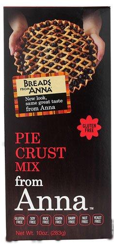 Breads From Anna Gluten Free Pie Crust Mix -- 9.35 oz - 2 pc