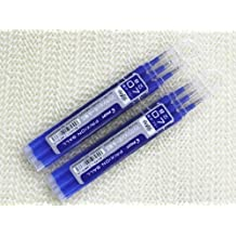 Pilot Frixion Gel Ink Pen Refill-0.7mm-blue-pack of 3x2pack Value Set (With Values Japan Original Discription of Goods)
