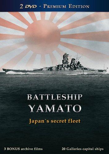 BATTLESHIP YAMATO: Japan's Secret Fleet (Fleet Battleship)