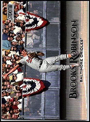 - 2019 Topps Stadium Club #12 Brooks Robinson Baltimore Orioles Baseball Card