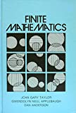 Finite Mathematics, Joan Taylor and Dan Anderson, 0063803801