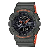G-Shock Men's GA-110LN Green Watch