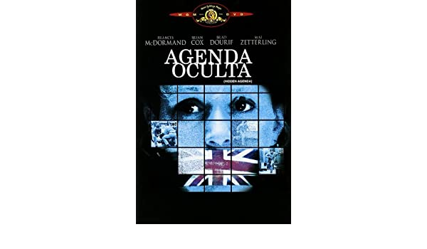 Amazon.com: Agenda Oculta: Movies & TV