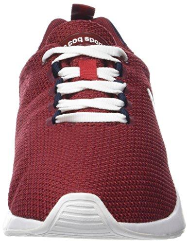Le Mesh Coq Uomo Rouge Rosso Summer Sneaker Wine Techracer Ruby Sportif gpwCqZxgr