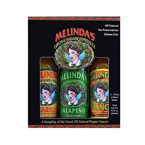 Melinda's Wild and Mild Collection (Jalapeno Melindas)