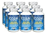 Essiac Tea Softgels, 796 Mg, 9 Pack 1080 Soft Gels, Eight Herb Essiac Tea, No Brewing, No Refrigeration, Great for Travel, 270 Day Supply