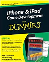 iPhone & iPad Game Development For Dummies Front Cover